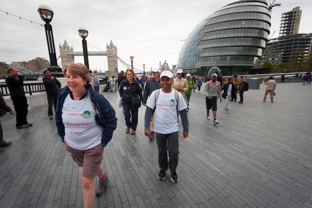 London Thames walk 2014e